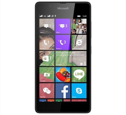 5. Microsoft Lumia 540 Dual