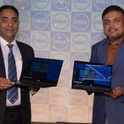 Dell launched a new range of its business class Latitude laptops in India