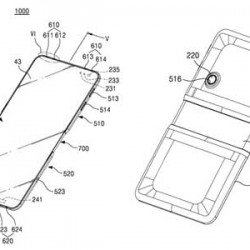 Samsung reveals its foldable phone design