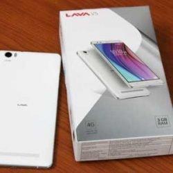 Lava V5 mobile