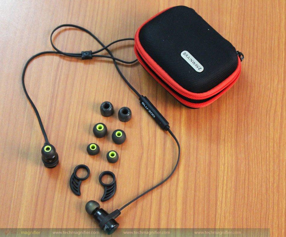 Brainwavz Blu-200 Earphones