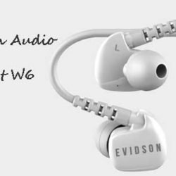 Evidson Audio Sport W6 headphone