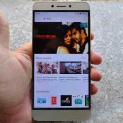 LeEco Le 1s Eco mobile