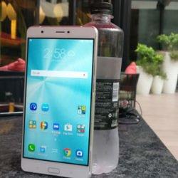 Asus Zenfones 3 smartphone