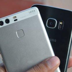 Huawei P9 Vs Samsung S7