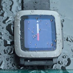 Pebble Time Smartwatch or a fitness tracker